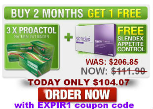 Free Box of Proactol Plus